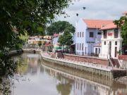 Beautiful Melaka.